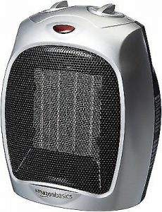 AmazonBasics 1500 Watt Economic Space Heater