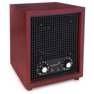 Air ionizer and purifier for upto 3500 sq ft by IVATION