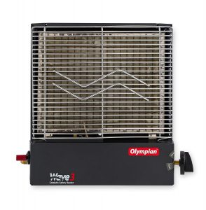 Camco olypian wave portable propane heater
