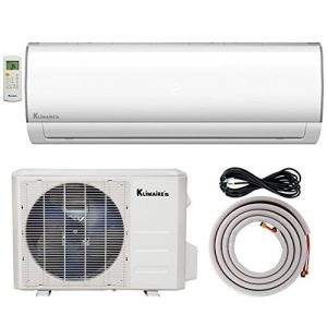 Ductless air conditioner by KLIMAIRE