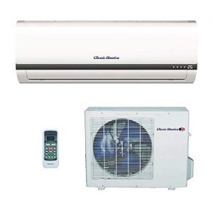 Ductless air conditioner by CLASSIC AMERICA