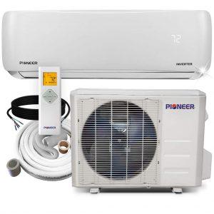 Mini split air conditioner by PIONEER