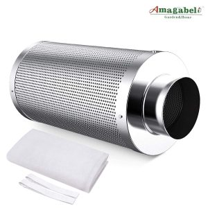 Activated Carbon Air Filter by AMAGABELI