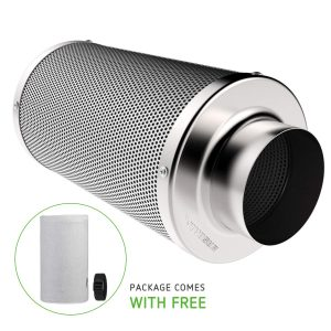 Activated Carbon Air Filter by VIVOSUN