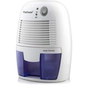 Pro Breeze Electric Portable Dehumidifier