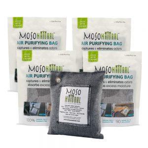 Natural Air Purifier by MOSO
