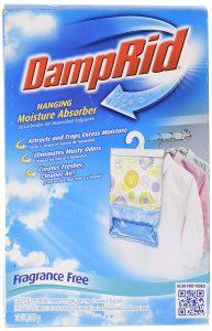 Dampride moisture absorber