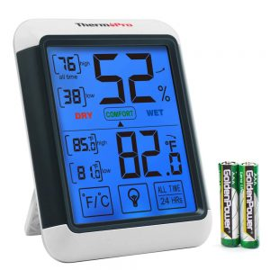 Digital Hygrometer by THERMOPRO