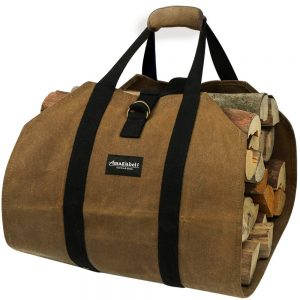 firewood carrier by amagabeli