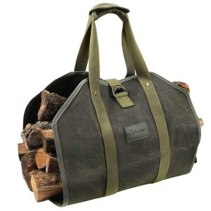Firewood carrier by GOOTUS
