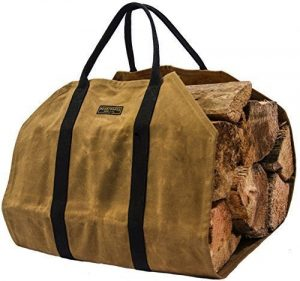 Firewood Carrier by Readywares