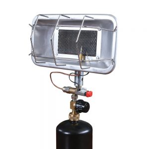 golf cart heater by stansport