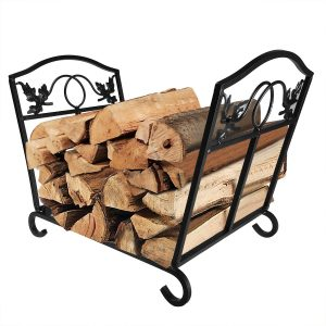 Indoor Firewood Carrier by Amagabeli