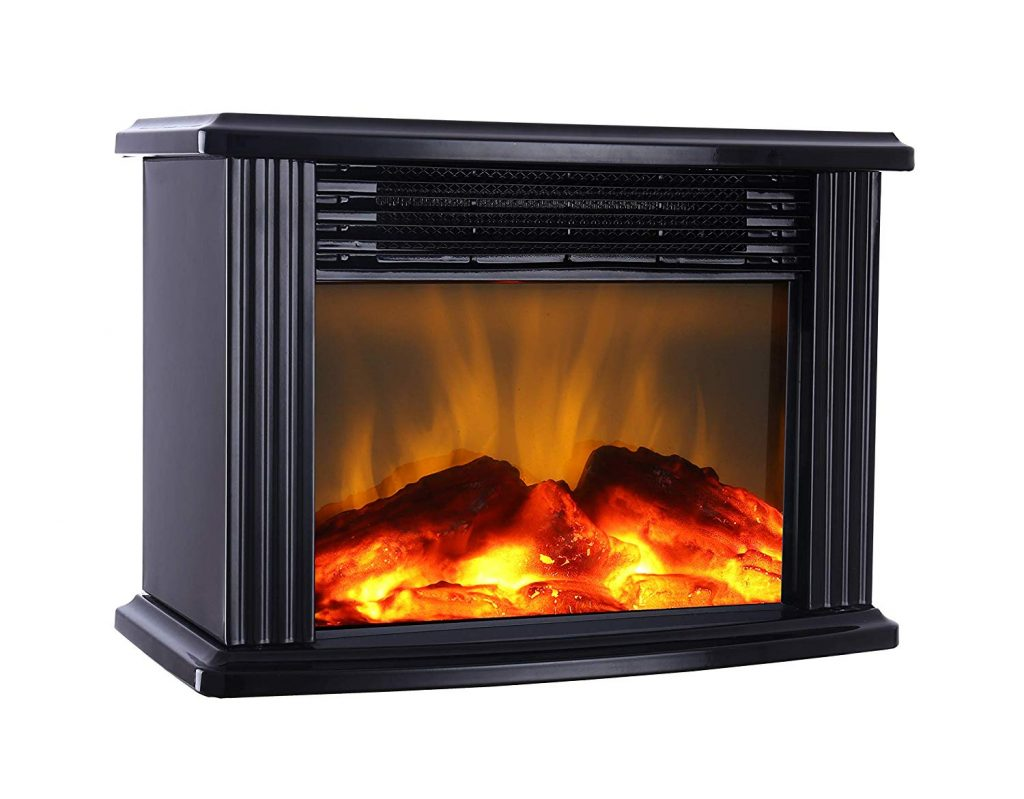 Electric fireplace by DONYER POWER