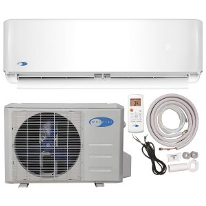 Ductless ac by WHYNTER