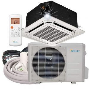 SENVILLE ductless ac