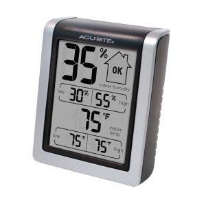 Digital Hygrometer by ACURITE