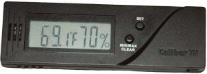 Digital Hygrometer by CALIBER