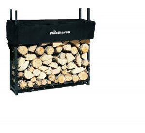 Indoor Firewood Rack by Woodhaven